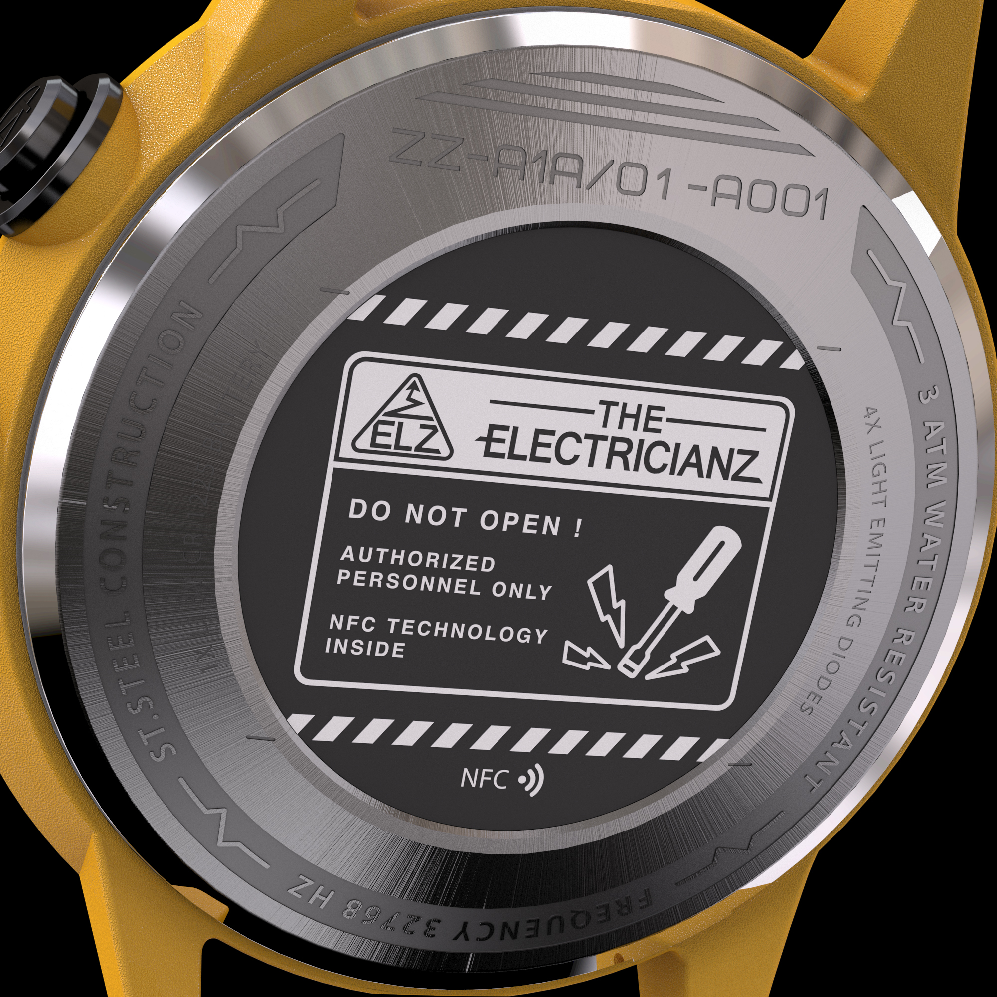 the electricianz エレクトリシャンズ THE AMMETER